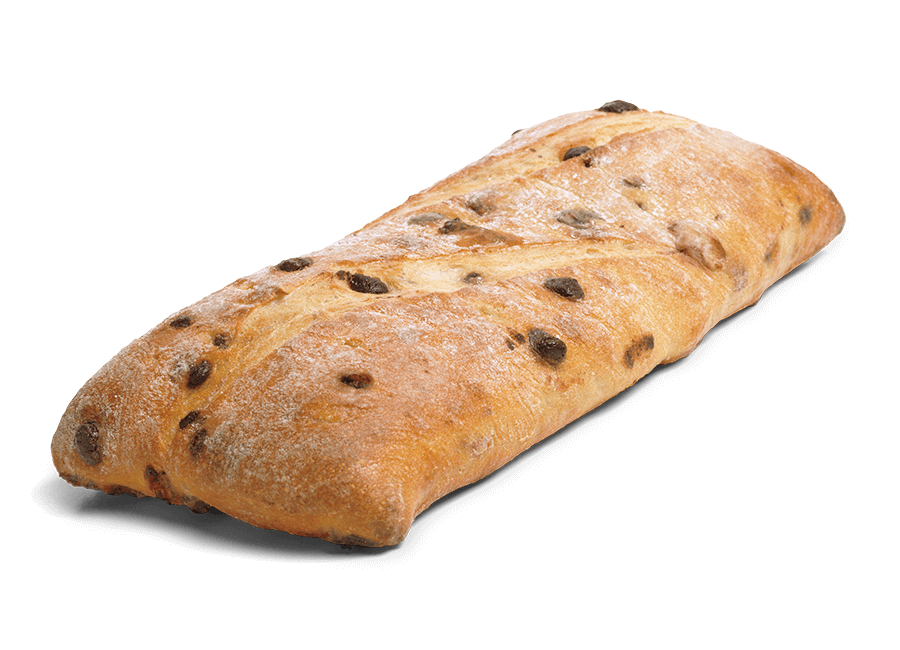 Cranberry Walnut Multigrain Batard