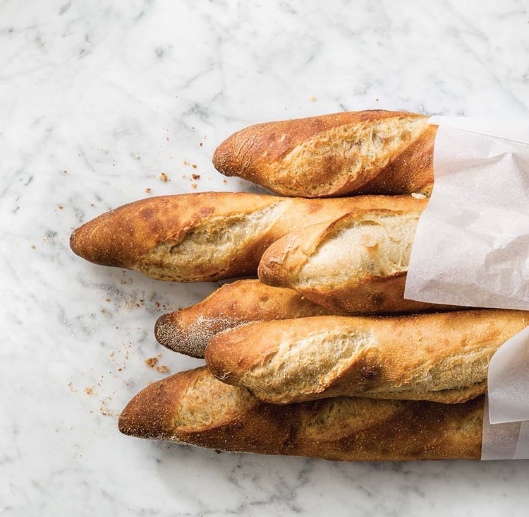 Authentic Artisan Baguette